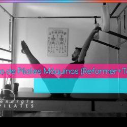 Curso de pilates máquinas ( reformer + torre )