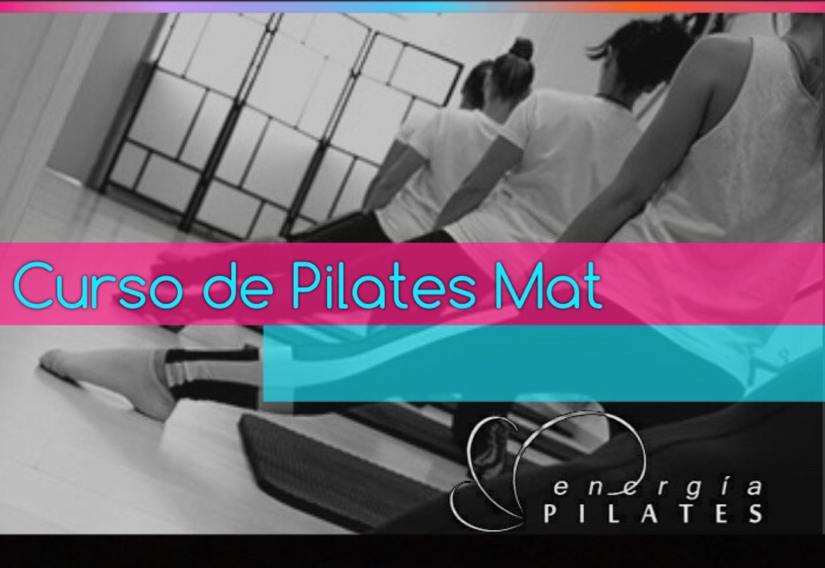 Curso de pilates mat